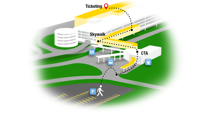 Midway Airport Parking >> Midway Park Saver 4607 W 59th Street Chicago Il 60629